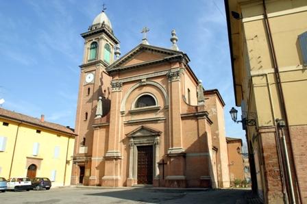 Panzano - Chiesa