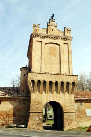 Panzano - Castello