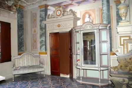 Panzano - Sala Castello