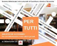 Biblioteche Accessibili Per Una Informazione Per Tutti