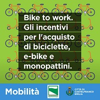 Incentivi mobilità 2020 Bike to Work