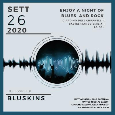 26 settembre  Blues and Rock   foto