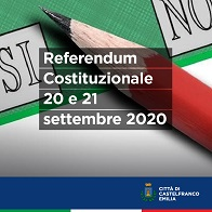 Referendum  - Elettori temporaneamente all'estero