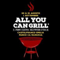 All You Can Grill Festival al Parco Ca' Ranuzza