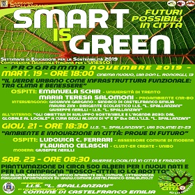 Smart is Green - Futuri possibili in città